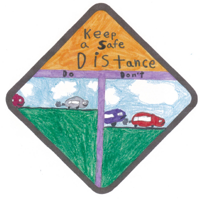 2019 Work Zone Safety Poster Contest