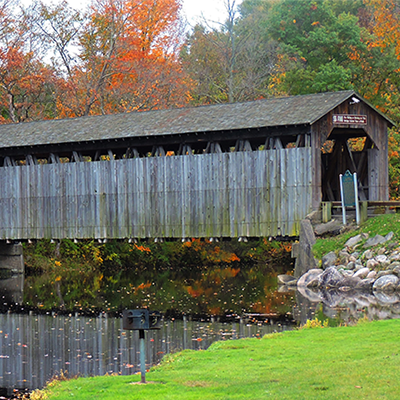 Fallasburg Covered Bridge Turns 150 Years Old and KCRC Invites Community to Celebrate