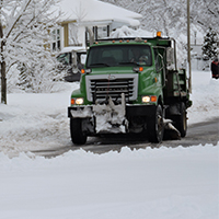 Snow Plow Safety for Kids