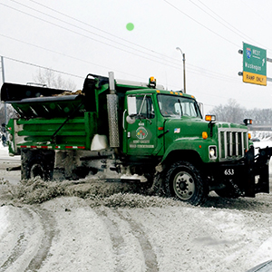 Winter Weather Response