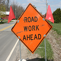 Projects on 10 Mile Rd. & Packer Dr. Begin Tuesday, September 6