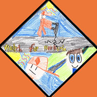 Students Honored for Work Zone Safety Poster Designs
