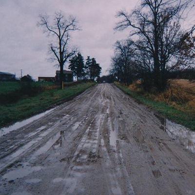 Why Aren't You Grading My Gravel Road?